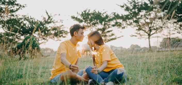 19 cosas románticas que puedes hacer para tu novia. - Comenta cuando notes que ella cambia algo
