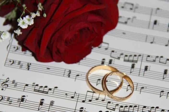 Frases De Amor-Te vi, y todas las canciones de amor tuvieron sentido.