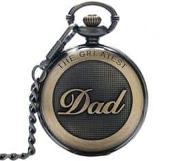 Regalos de cumpleaños para papá - Reloj de bolsillo