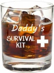 Regalos de cumpleaños para papá - Vaso para el whisky