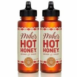 Regalos de navidad para papá - Botella de miel