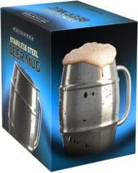 Regalos de navidad para papá - cerveza termica