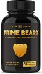 Best Gifts for Men - Vitamin for beard growth