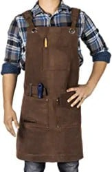 Best Gifts for Men - Work apron