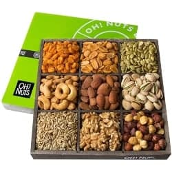 Christmas Gifts for Men - Box of nuts (1)