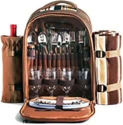 Gifts for men that mom will love - Picnic backpack