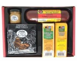 Caja de regalo gourmet