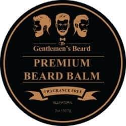 Regalos de cumpleaños para hombres - Bálsamo para barbas
