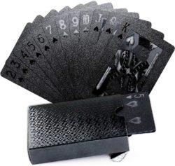 Regalos de navidad para hombres - Juego de cartas de póquer