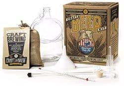 Regalos de navidad para hombres - Kit para elaborar cervezas