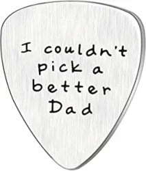 Regalps Practicos para Papa - Guitar pick