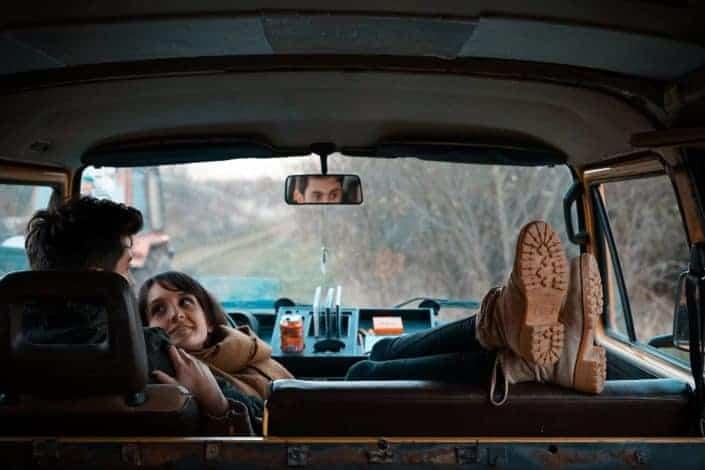 Piropos Lindos - Quiero viajar contigo, mientras sea a tu lado no me importa el destino.jpg