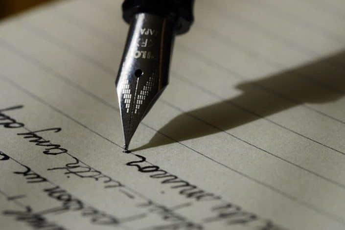 Te escribo mucho porque te extraño, porque te te pienso y porque te amo.jpg