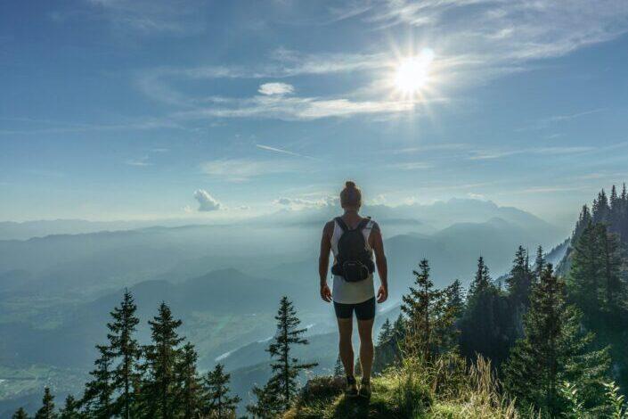 Senderismo por la montaña Jesenice